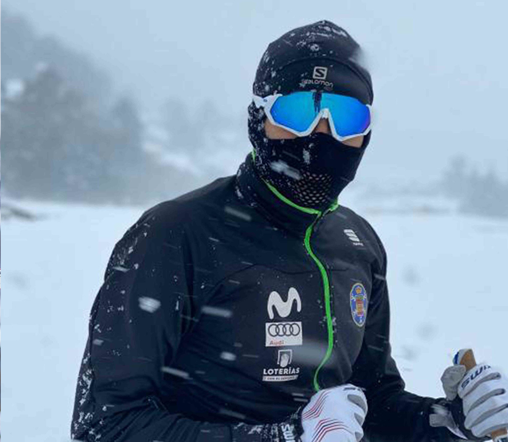 NAROO Z5H- Antifog Sports Mask for skiing in in winter and snowy mountains v2